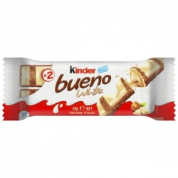 Chocolate Kinder Bueno Branco - 39g
